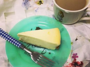 <おうち時間>成城石井でゲットしたコレで!海外気分を味わおう♡〜アメリカ*チーズケーキ編〜