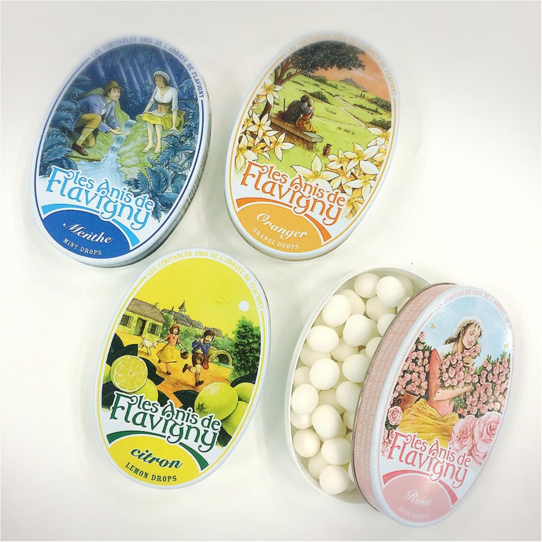 4世紀にわたって愛されるフランス生まれのキャンディー! やさしい甘さでリフレッシュ♡_1
