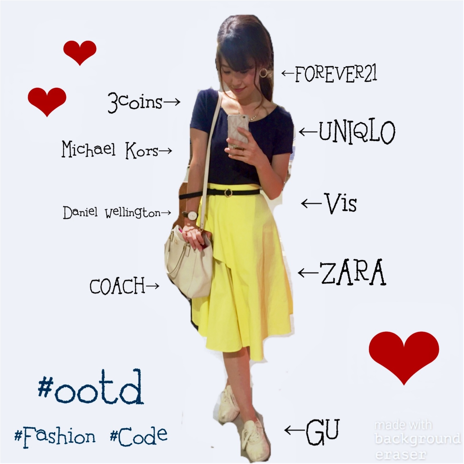 【Code】今週こんなの着てました⋈ 0611week Fashion!!_6