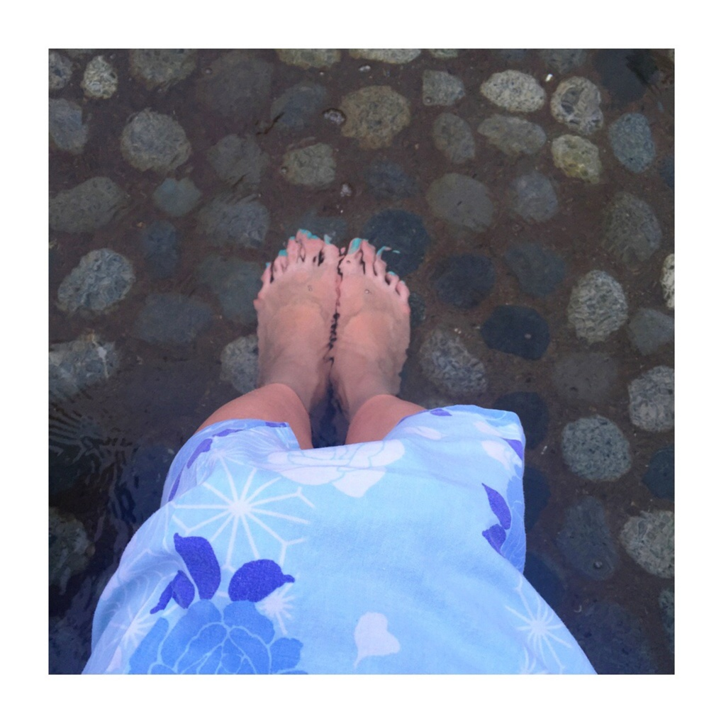 花火が見れちゃうかも*横浜みなとみらい*万葉の湯へ行ってみよう*_2
