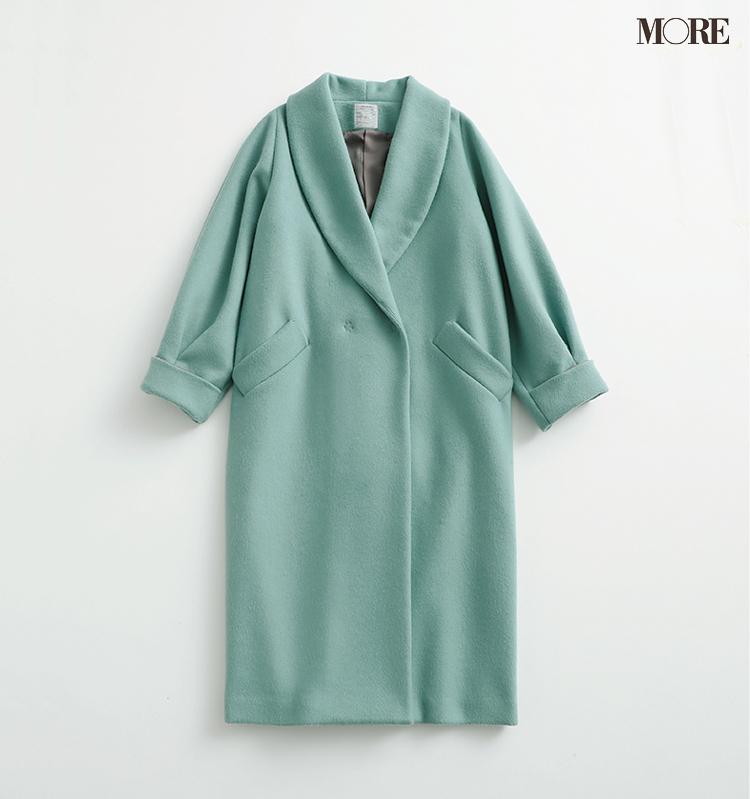 """齋藤飛鳥、きれい色を着る。今年のコートは""""着たい色""""で選ぶのがあか抜け見えのコツ!_4"""