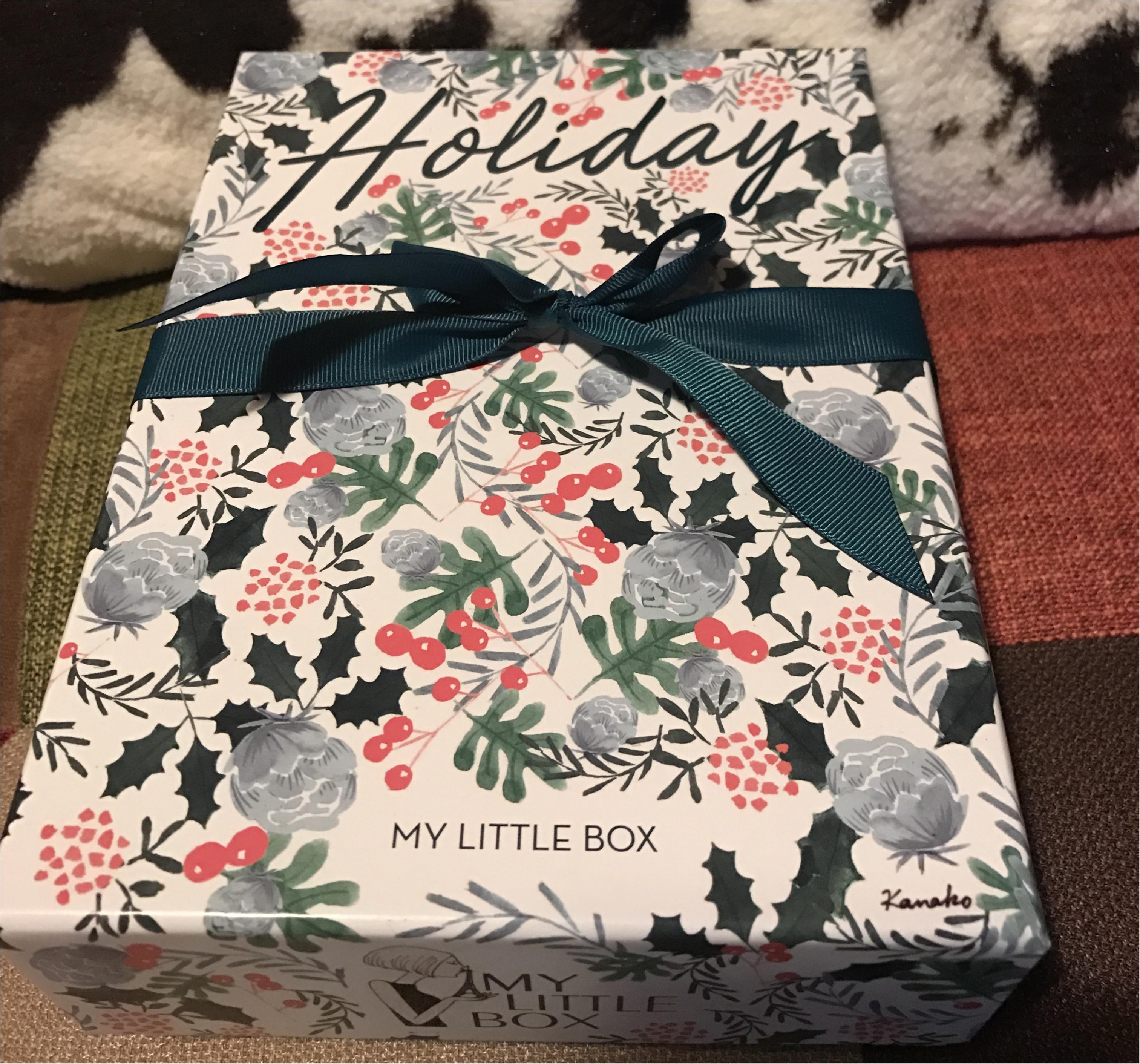 クリスマスプレゼントがなくても!毎月素敵なプレゼントが届きます♡_1