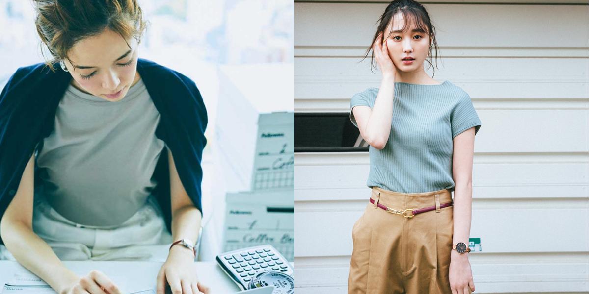 真夏のオフィスカジュアル特集 - ワンピースやTシャツなど、涼しげだけどきちんと見えが叶うコーデ_1
