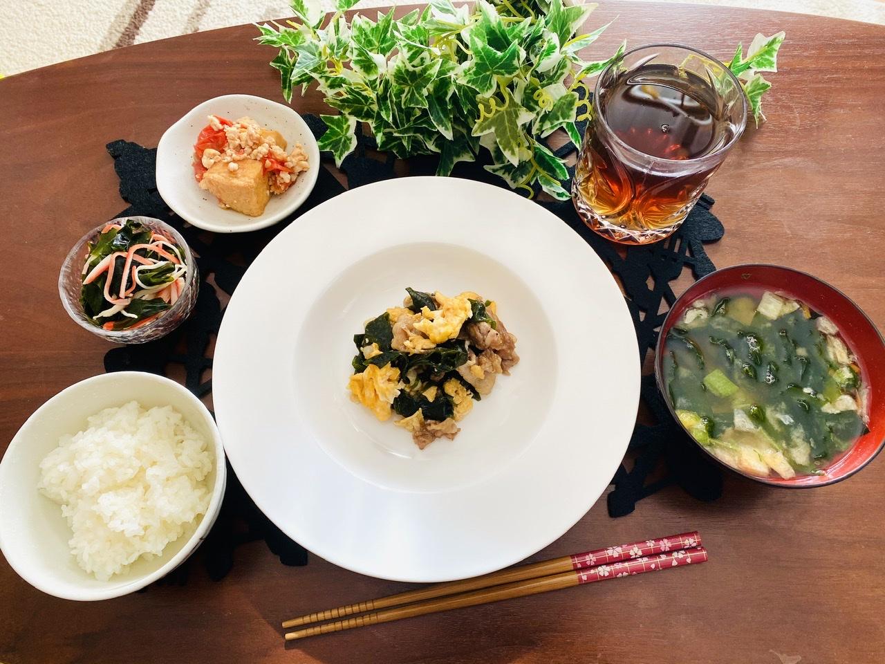 【今月のお家ごはん】アラサー女子の食卓!作り置きおかずでラク晩ご飯♡-Vol.13-_3