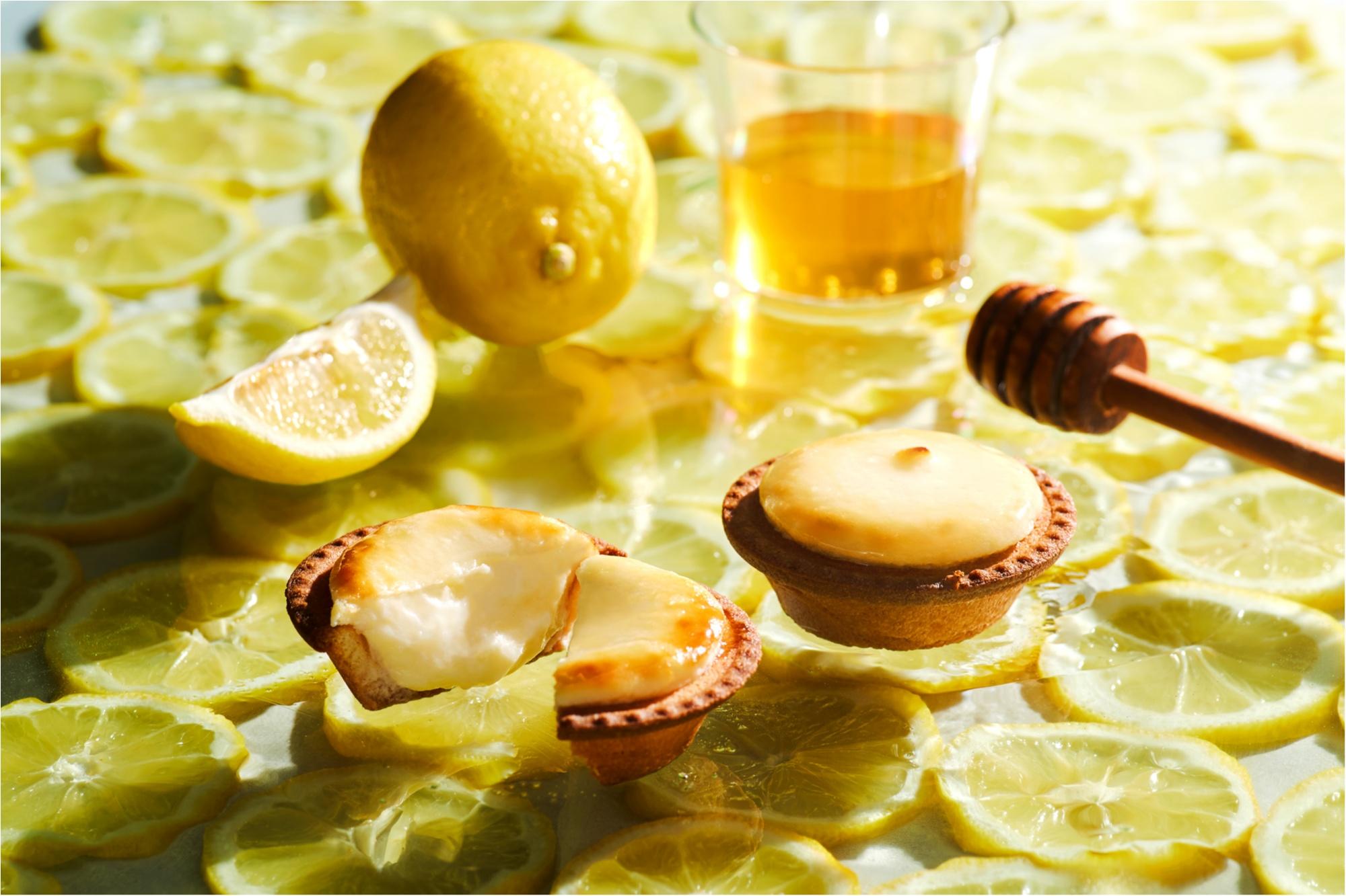 【9/15(金)〜10/15(金)限定!】『BAKE CHEESE TART』の限定フレーバーは甘酸っぱいはちみつレモン♡_1