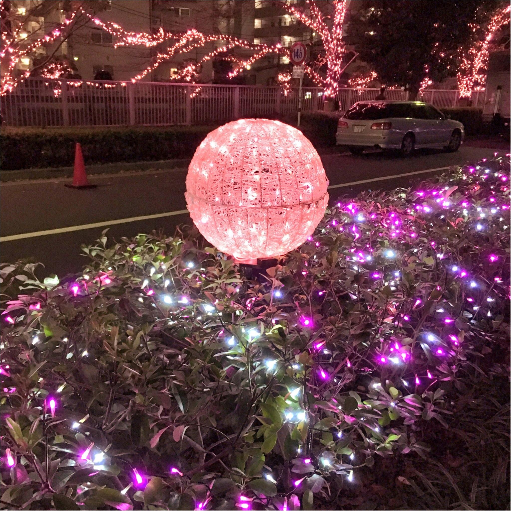 『目黒川』に『冬の桜』が咲きました(*°○°*)♡最新の『環境にやさしいイルミネーション』って???_6