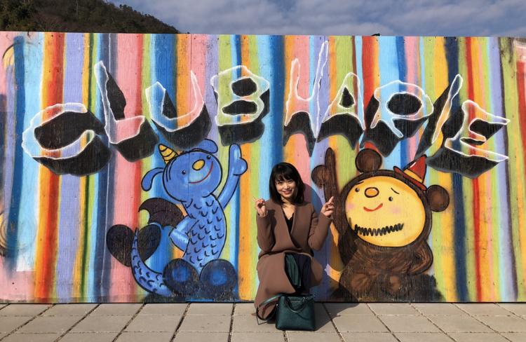【#滋賀】《NEW YEAR ver.》CLUB HARIE♡ジブリ作品のような外観&壁画アートが魅力のラコリーナに行ってきました!_8
