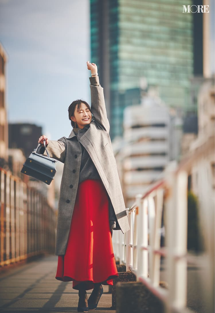 【2020】冬のオフィスカジュアル特集 - ユニクロなど20代女性におすすめの人気ブランドの最新コーデまとめ_62