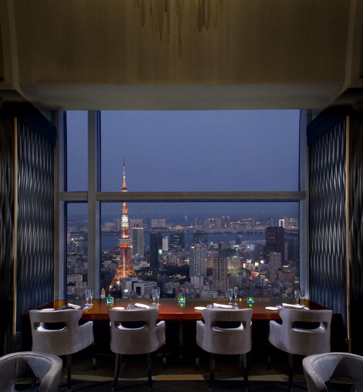 『ザ・リッツ・カールトン東京』にモダンビストロ『タワーズ』がオープン!_2