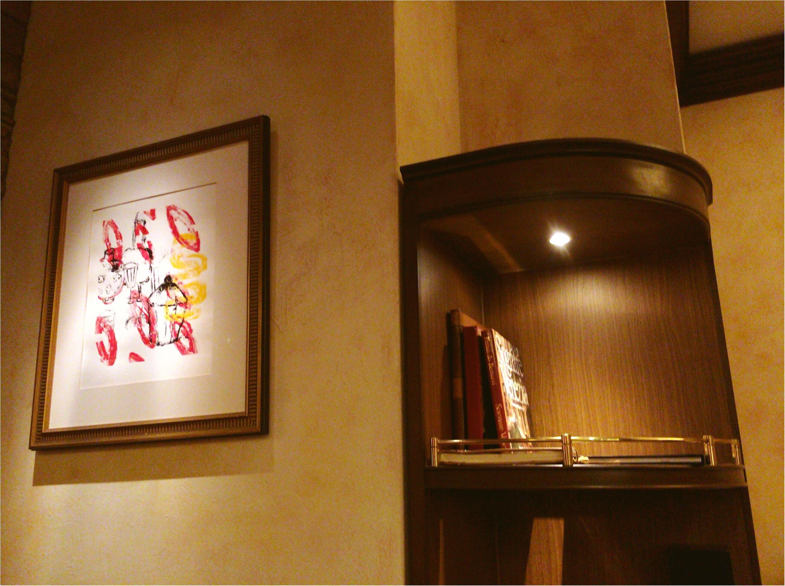元旦!リッツ・カールトン大阪の《チョコづくしブッフェ》に行ってきました!♡_9