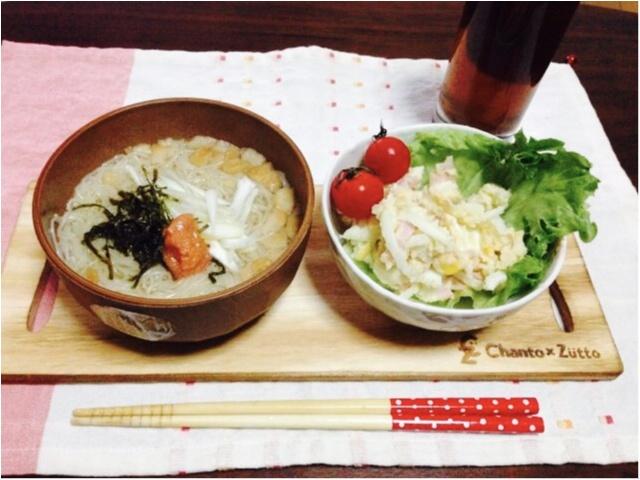 【夏の残り物ごはん】寒い季節にぴったり!《素麺》を使ってあったか料理にアレンジ★_3_2