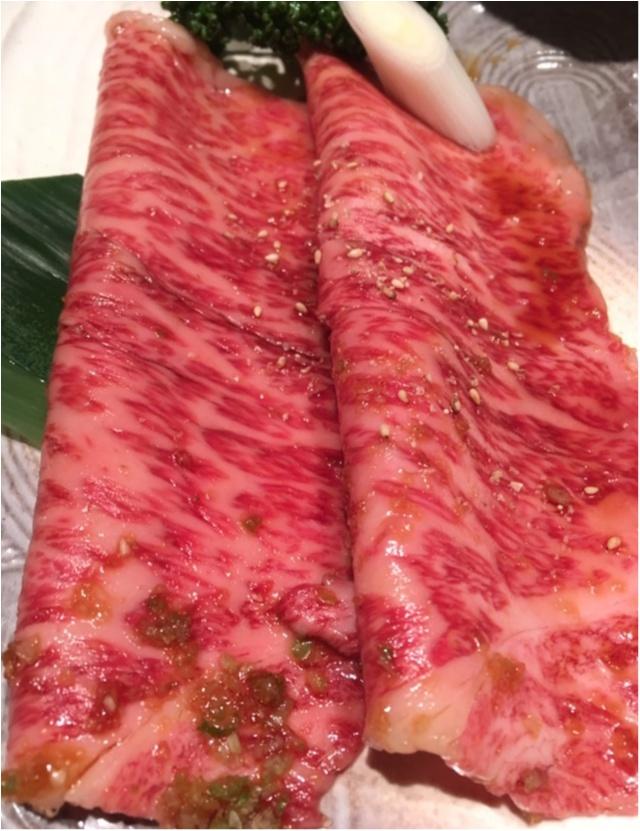 芸能人も御来店、食べログTOP1000に入ってる広尾の感動焼肉。とろぉ〜〜〜_7