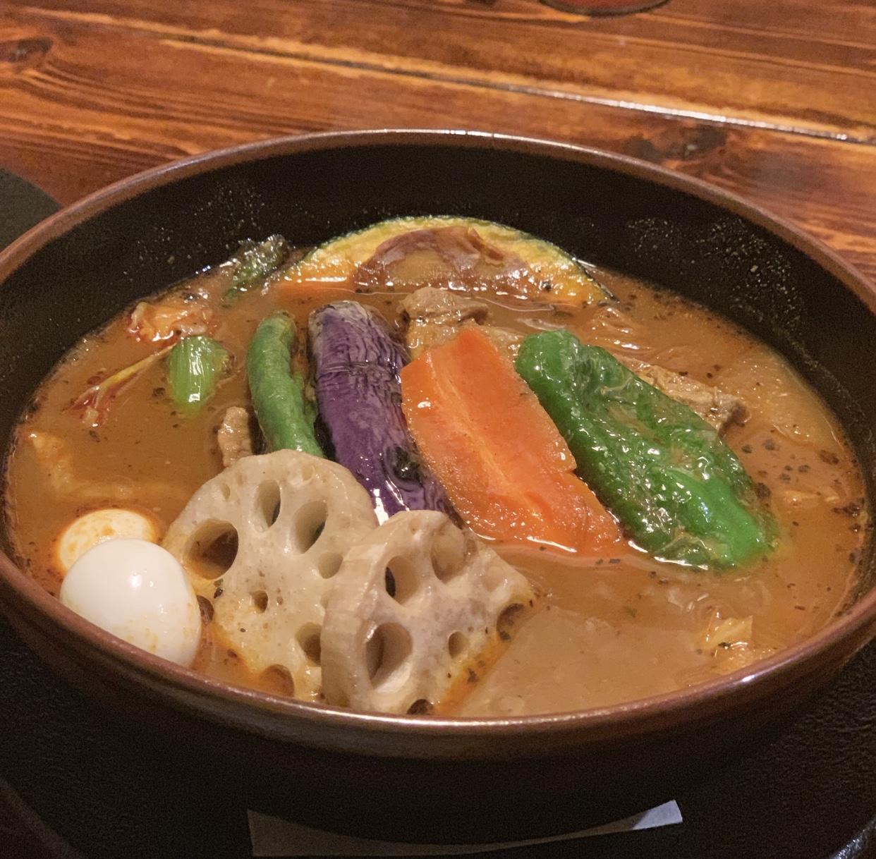 【カレー好き集合!!!】スープカレーといえばこのお店❣︎_4