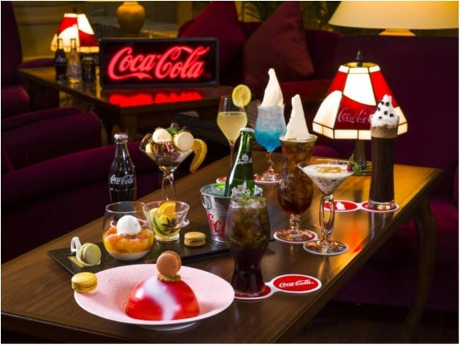 お酒もスイーツも『コカ・コーラ』な、「サマーパーティー support by Coca-Cola」に注目!!_1