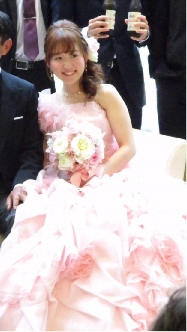 世界一「姫!」な花嫁さん♡ももえちゃん結婚式レポ♡_21