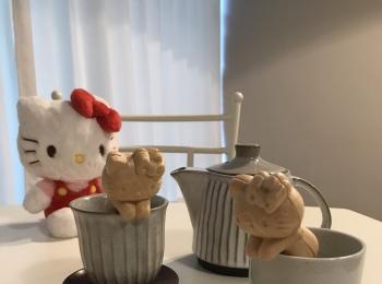 老舗栗菓子店「栗餡風味堂」から【ハローキティ最中】が新登場