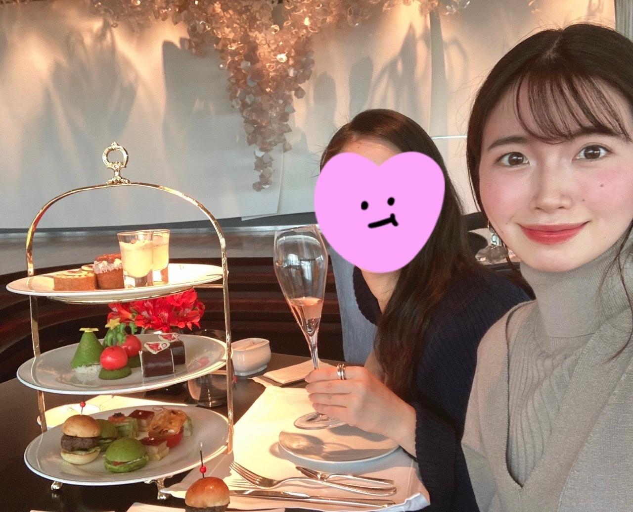 【ザ・ペニンシュラ東京】最上階で贅沢アフタヌーンティー♡_5