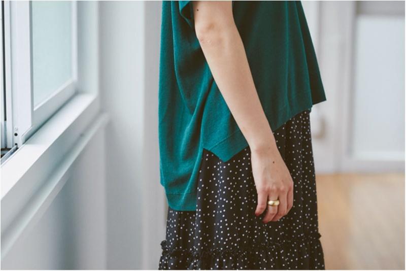 夏に着て涼しい、色は秋も使える。『フラワーデイズ』の新作を今すぐ買おう!_2_2