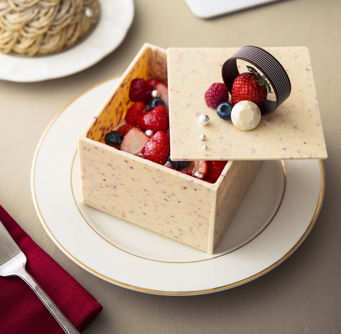 まるで宝石箱♡ 『パティスリー キハチ』のクリスマスケーキで乙女パーティ!_1