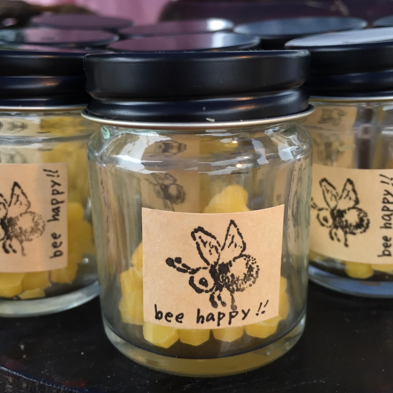 …ஐ 沖縄やんばるに住むハチから生まれたミツロウが、最高のオーガニックビューティ ஐ¨_1