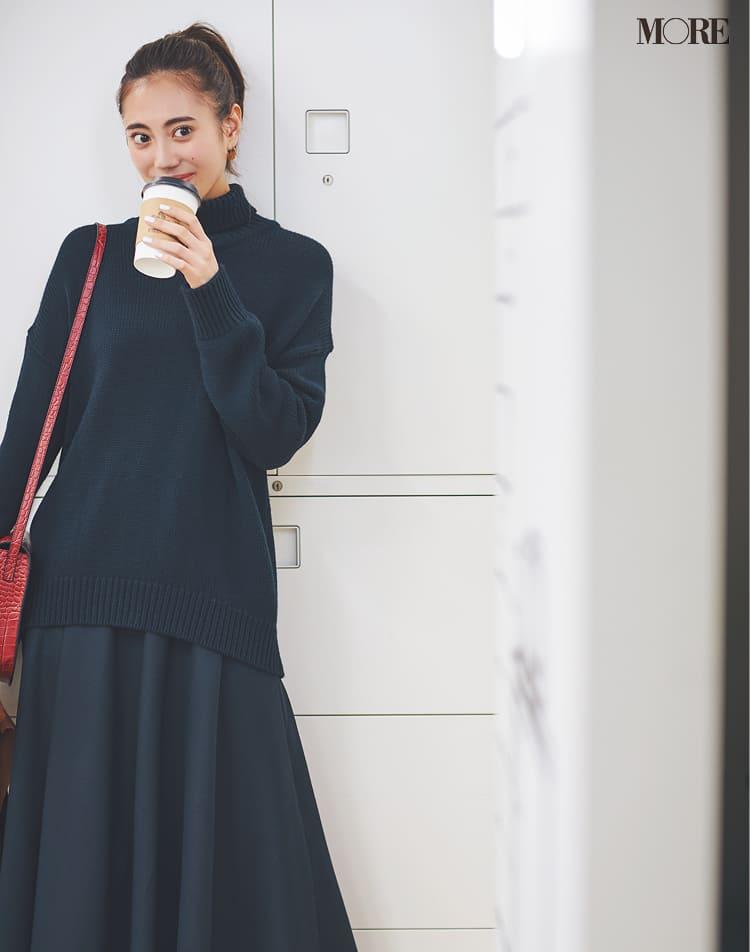 【2020】冬のオフィスカジュアル特集 - ユニクロなど20代女性におすすめの人気ブランドの最新コーデまとめ_72