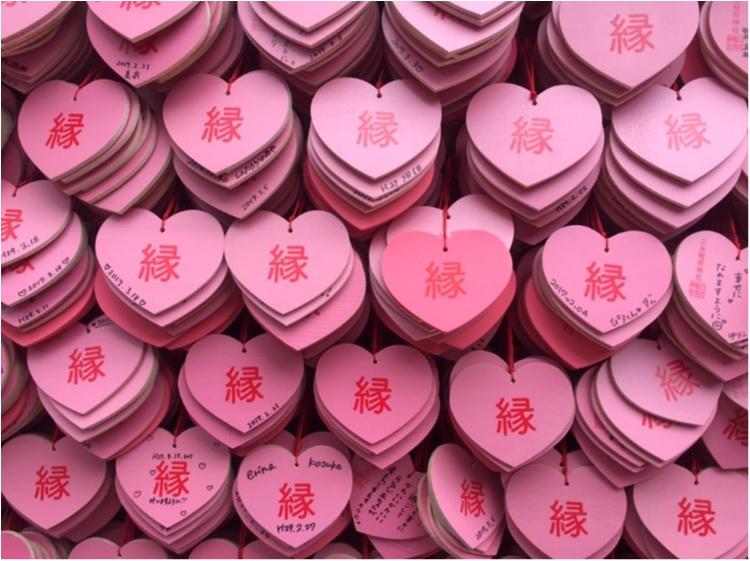 【TRIP】愛知県犬山市♡! #ハートの絵馬 が可愛いすぎ♡縁結び、恋愛成就の三光稲荷神社⋈_3