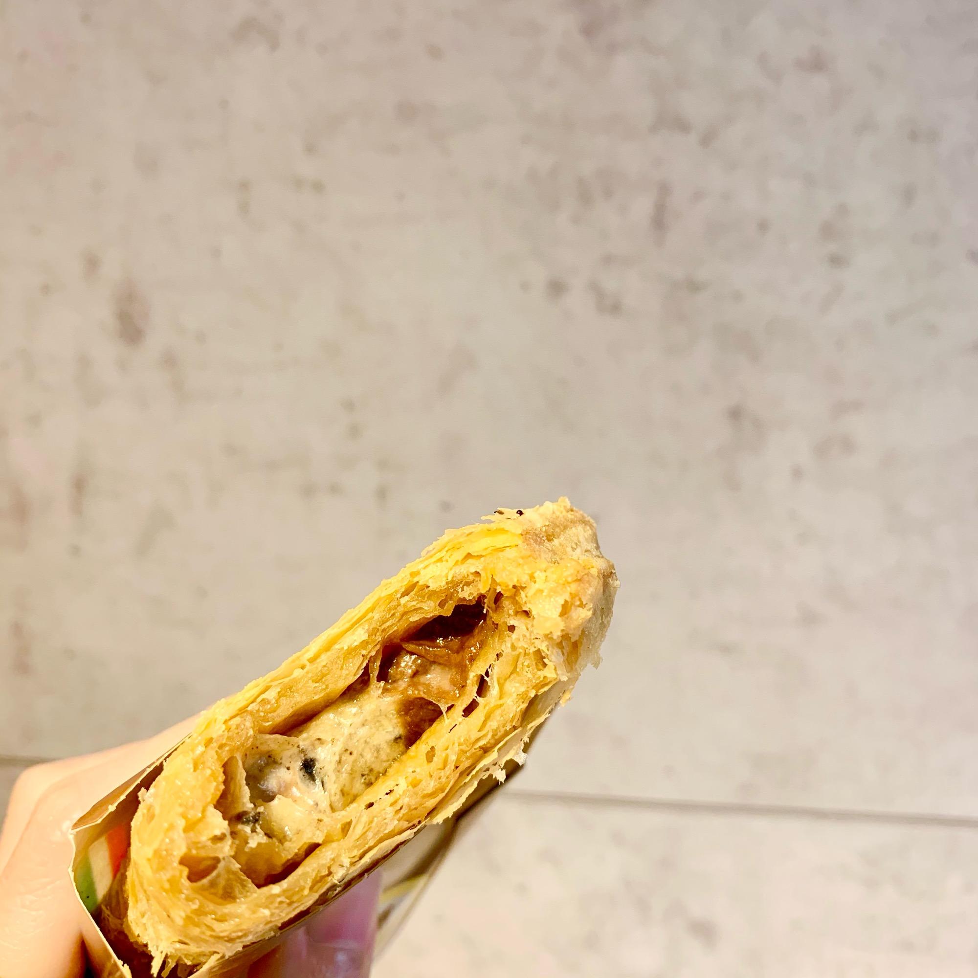 【マクドナルド】《三角チョコパイ初❤️》ティラミス味が登場!☻_4