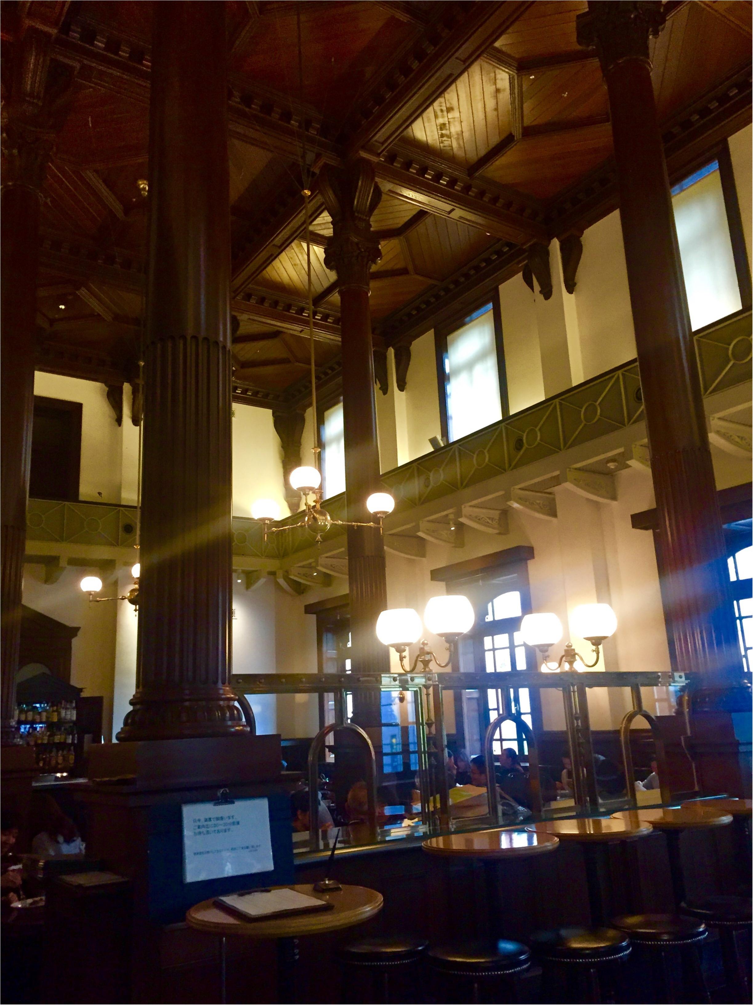 【丸の内】cafe1894♡おしゃれな洋館でガーデンプレートを楽しもう♡_2