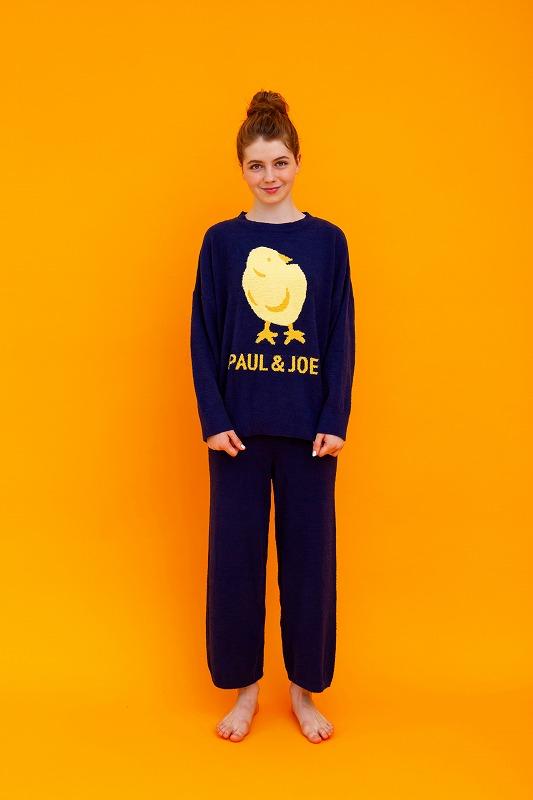 『ポール & ジョー』プチ プザン(小さなひよこ)コレクションを着用した画像