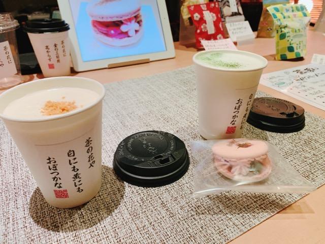 【神楽坂カフェ】オープンしたばかり!日本茶専門店「茶ぽん」で優雅にブレイクタイム♡_4