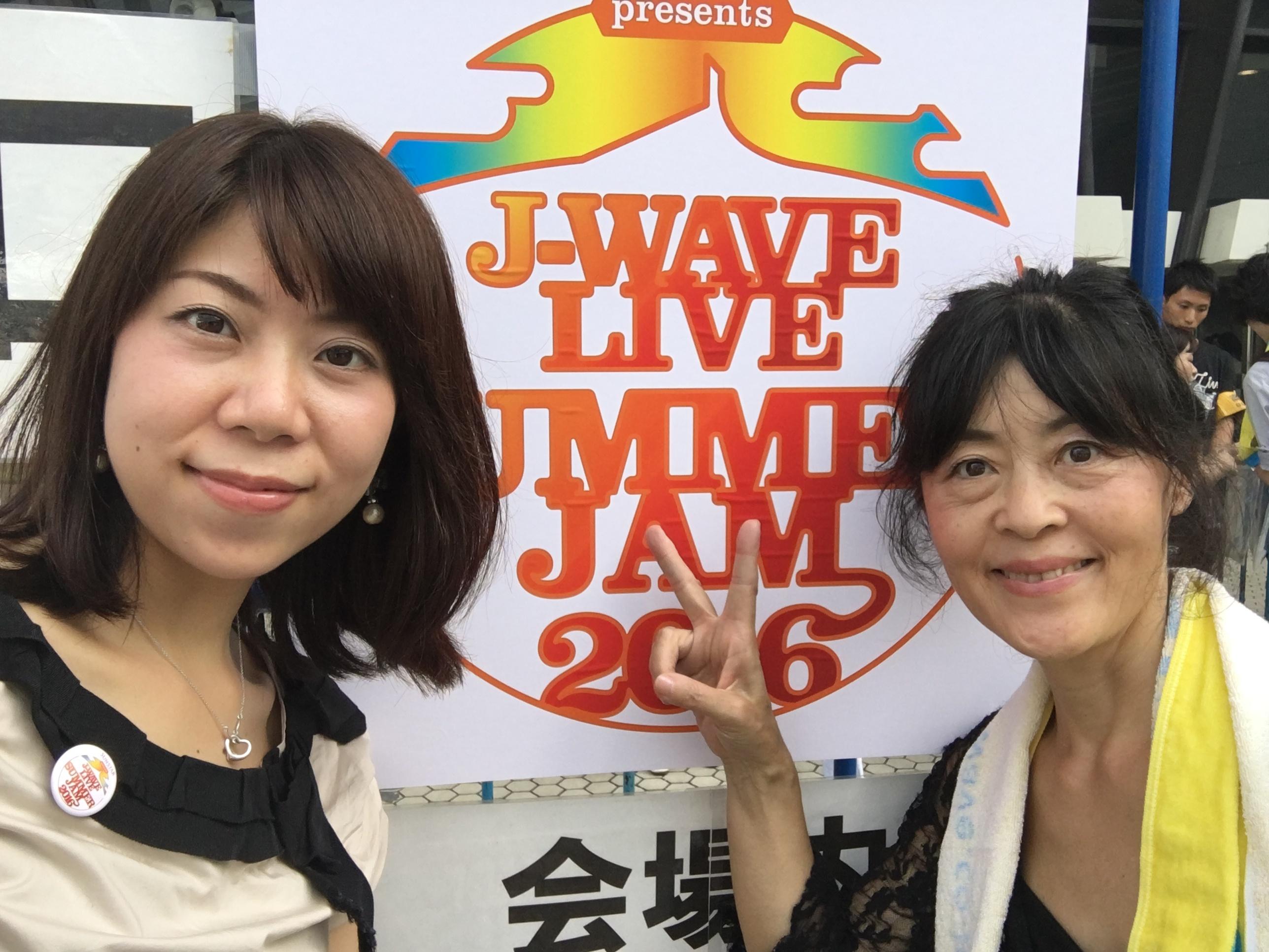 表参道散策&Jwaveライブ♪_2