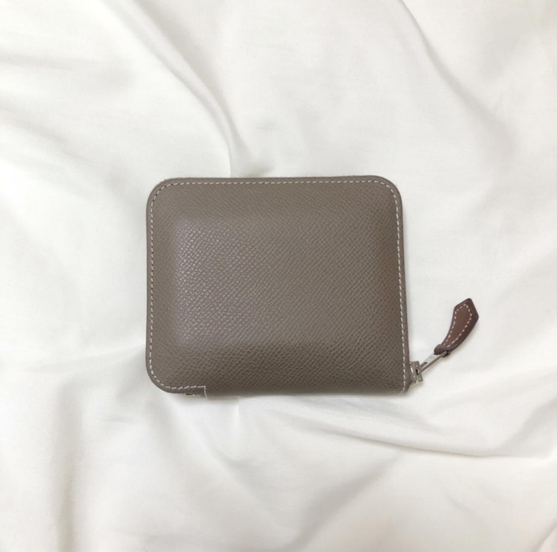 【20代女子の愛用財布】『エルメス』のコンパクト財布が人と被らない♡_2