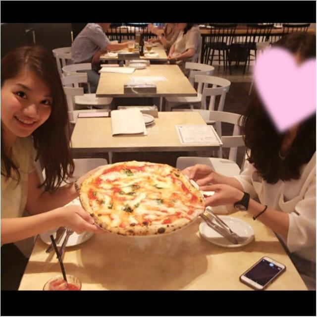 美味しいpizzaを堪能♡東京でも有名なあのお店で…!_1