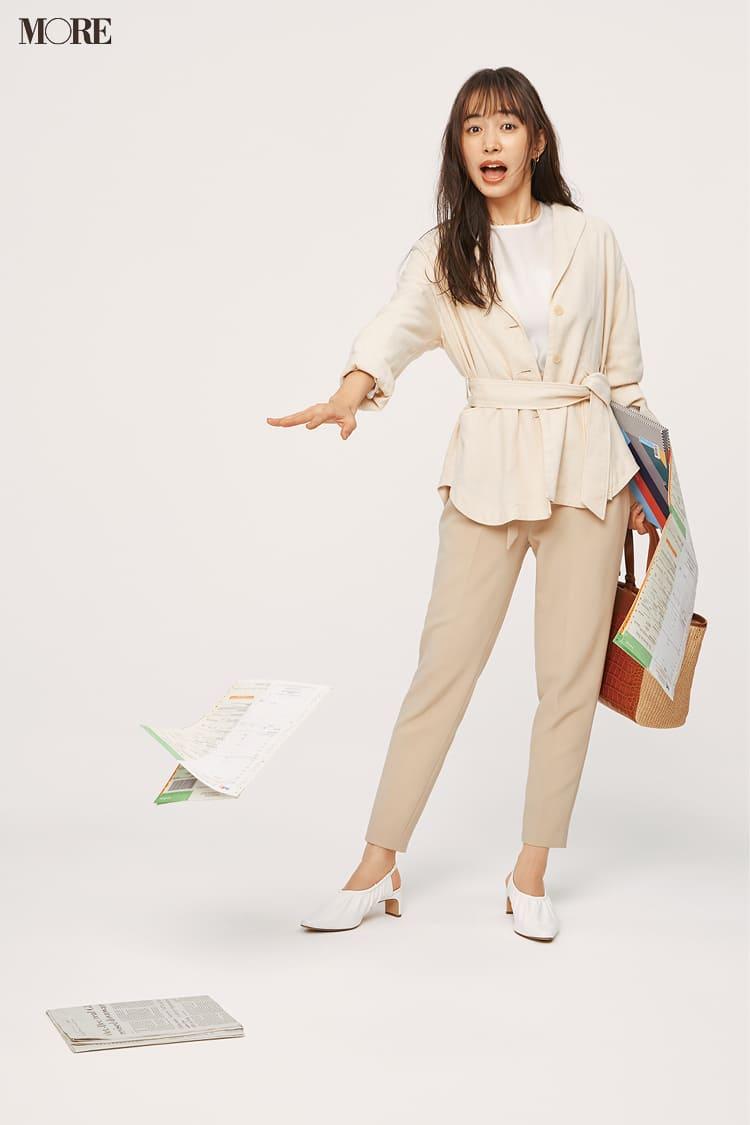 シースルーシャツのコーデ特集 - 透けるシャツ・ブラウスのおしゃれなコーディネートまとめ_25