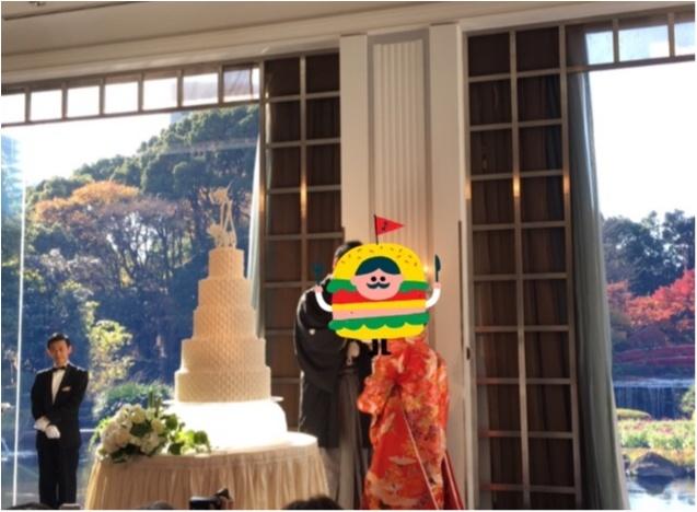 気になる!?ニューオータニでの結婚式お食事メニュー❤️_1