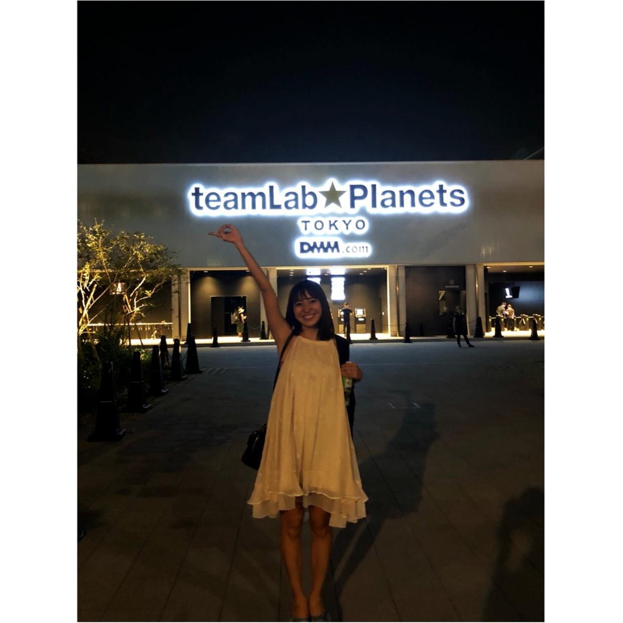 今話題の【teamlabplanets】_1