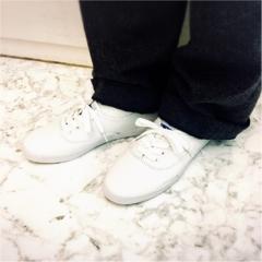 【コレ買っちゃいました!】『Keds』の白スニーカー