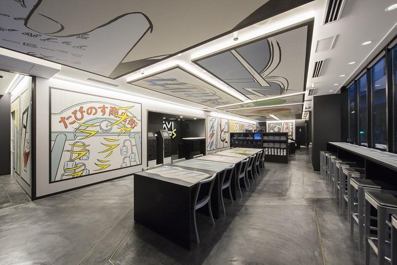 東京・浜松町に新ホテル「HOTEL TAVINOS Hamamatsucho」がオープン!マンガをコンセプトにした、交通アクセス抜群のユニークホテル_4