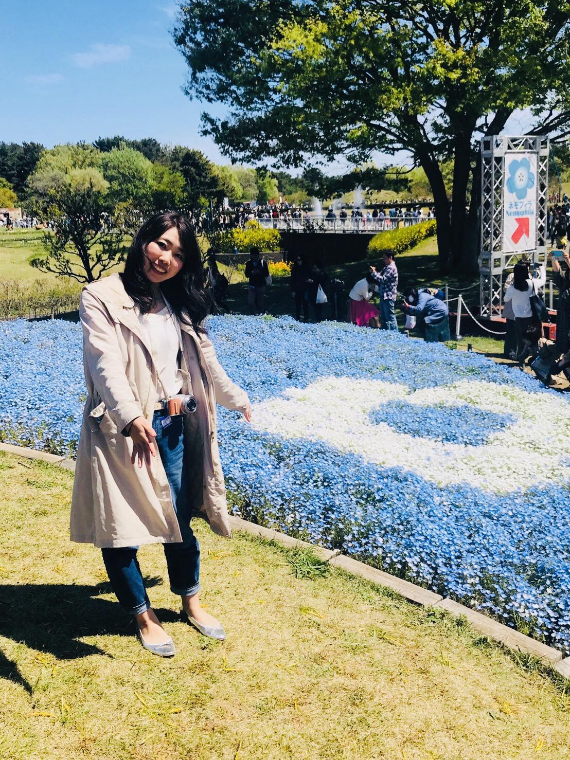 【GW】東京からも近い!!ひたち海浜公園ネモフィラのバスツアーに行ってきました♡_6