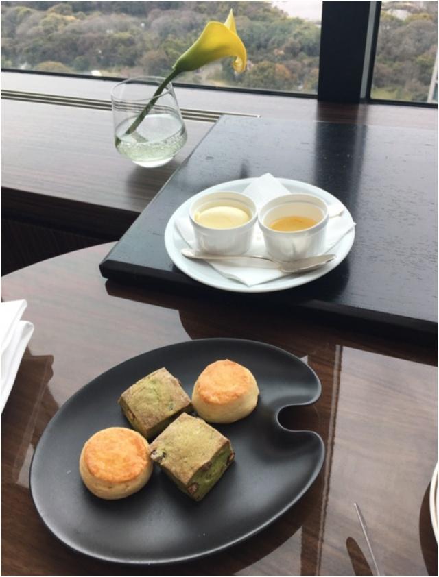 コンラッド東京【28階でお花見】桜アフターヌーンティーを_6