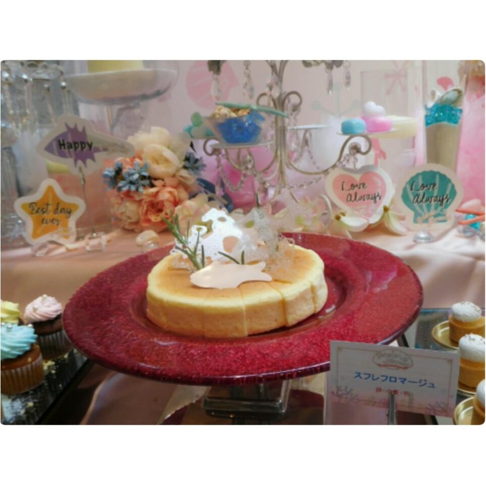 《可愛いすぎる♡♡♡》プリンセスマーメイドスイーツパーティで素敵な時間を♡_17