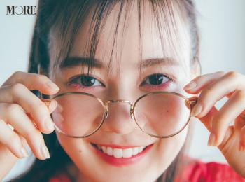 生田絵梨花のおうちメガネ事情とは⁉︎【メガネといくちゃん、春の服】