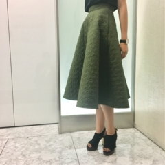 【コレ買っちゃいました!】『UNIQLO and JW ANDERSON』のキルトスカート