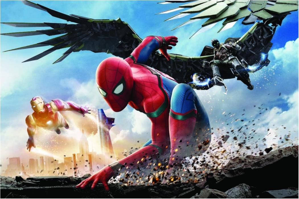 見始めるなら今! ヒーロー初心者ぶりがチャーミングすぎる『スパイダーマン:ホームカミング』_1