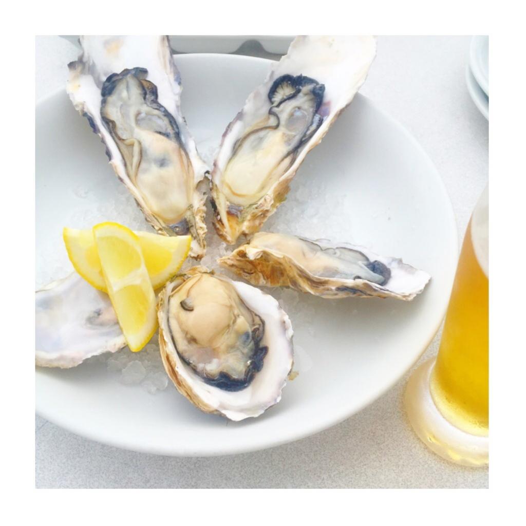 *美味しい牡蠣食べたかったら*横浜ベイクォーター*oyster bar*_6