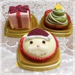 【コンビニスイーツ】インスタ映え間違いなし♡かわいいクリスマスケーキに大注目!【セブンイレブン】