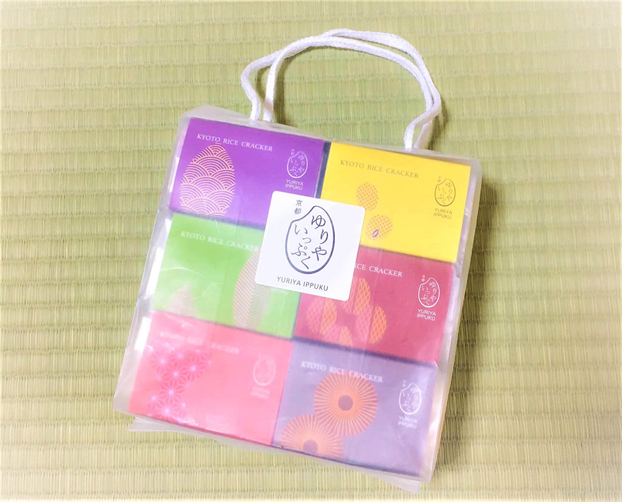 京都老舗ゆりあの新商品の写真