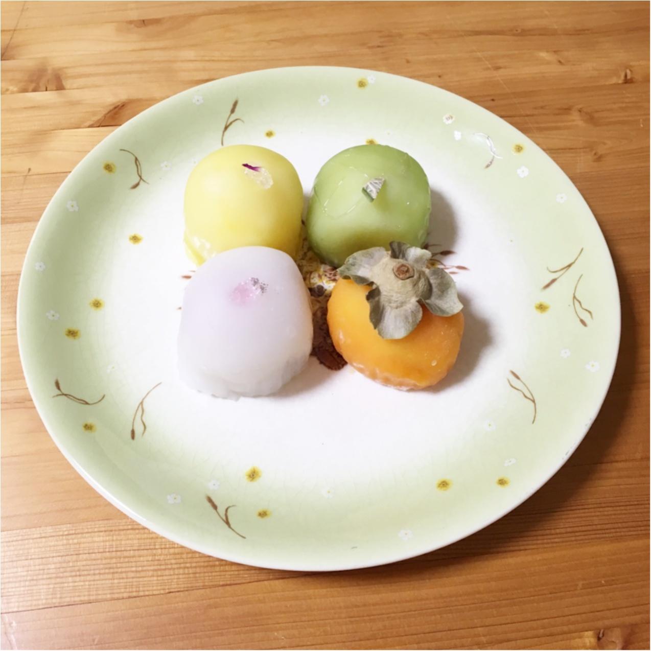 完熟フルーツを使った 《 松竹堂のフルーツ大福 》が美味しい ♡_1