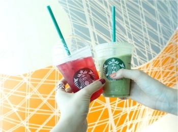 【スタバ】韓国に行ったらまた飲みたい!日本にはない「フィジオ」がさっぱり美味しい♡