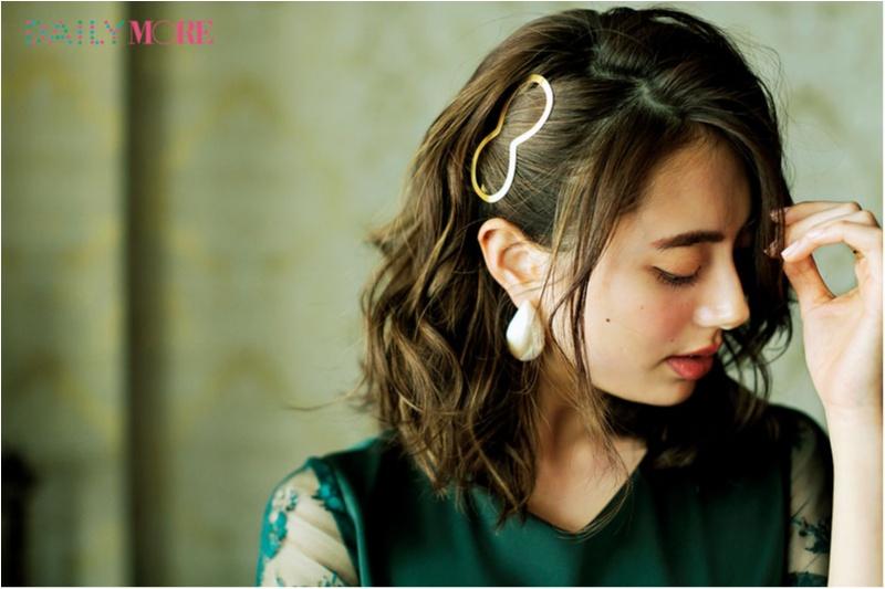 結婚式特集《髪型編》- 簡単にできるお招ばれヘアアレンジや、おすすめヘアアクセサリー_24